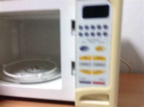 Microwave Oven Cornell pre owned cornell microwave oven for sale in singapore