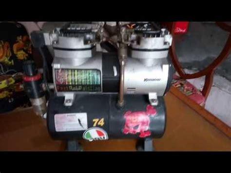 Kompresor Krisbow kompresor airbrush krisbow piston