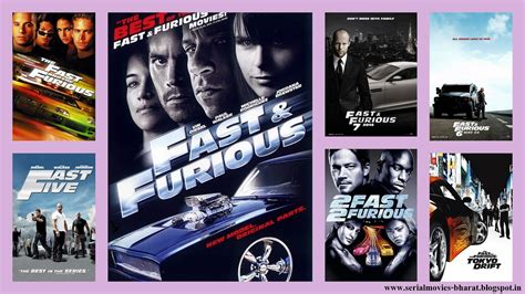 films zoals fast and furious movies series august 2013