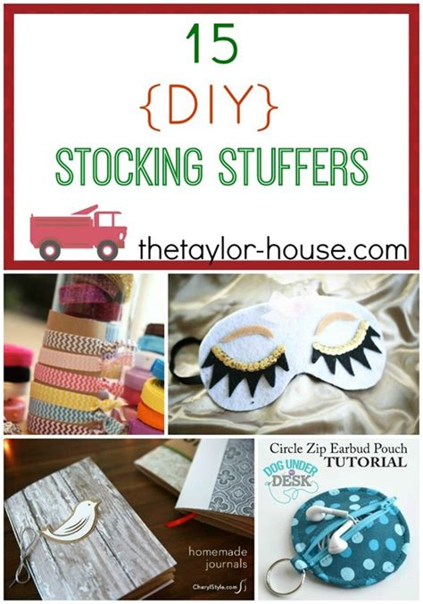 stuffers ideas 15 diy stuffer ideas the house