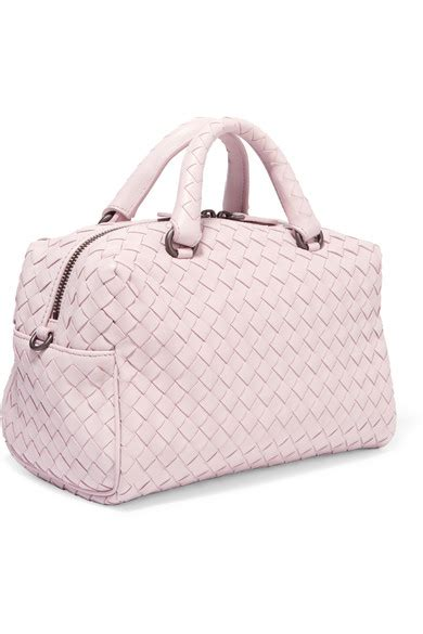 Bottega Veneta Mini Boston Bag by Bottega Veneta Boston Mini Intrecciato Leather Tote Modesens