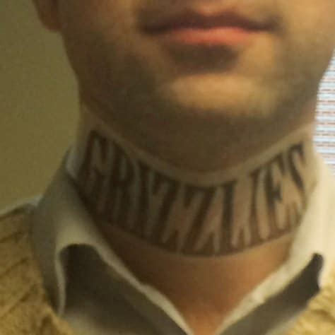 james johnson tattoos grizzlies giving away 5 000 neck tattoos to honor