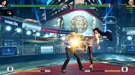 Kaset Ps4 The King Of Fighters Xiv the king of fighters xiv recensione ps4 the machine