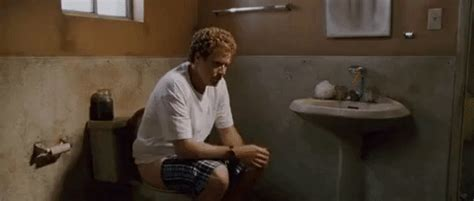 bathroom scene step brothers toilet paper gif find share on giphy