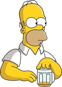 Homer by The Darkest Nights Have The Brightest Stars Homer