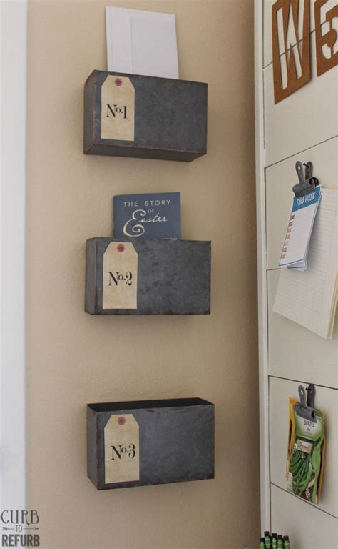 Home Decor Ideas On A Budget by Easy Storage Projects With Up Cycled Cardboard Boxes The