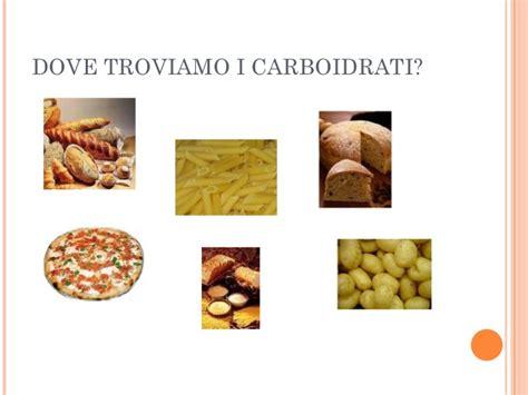 lipidi alimenti presentazione lipidi e carboidrati