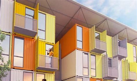 Build Your House Online container housing concept makes an entry in romania
