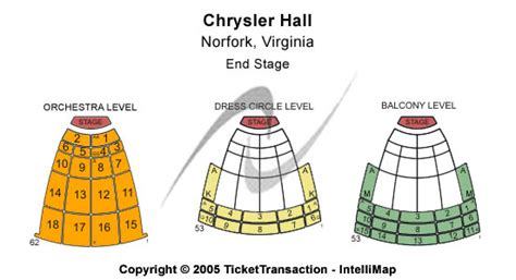 chrysler seating plan chrysler tickets venues