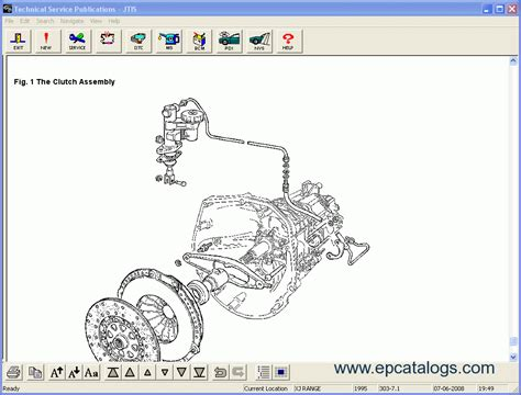 small engine repair manuals free download 2004 jaguar x type instrument cluster download jaguar tis technical service publications