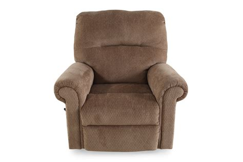 Ashley Skyeslee Mocha Rocker Recliner Mathis Brothers