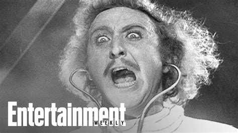 gene wilder young gene wilder to be honored by young frankenstein screenings