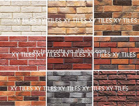 decorative bricks price artificial decorate faux brick for exterior decor