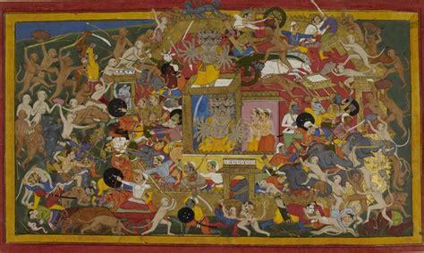 imagenes sensoriales del ramayana mewar ramayana book 6 f 027r 20minutos es