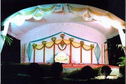 Decorations   Wedding Pandal Decoration Manufacturer from