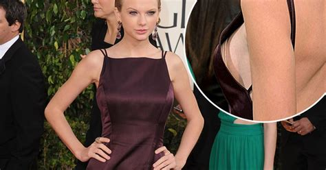 taylor swift oops golden globes 2013 taylor swift suffers an embarrassing