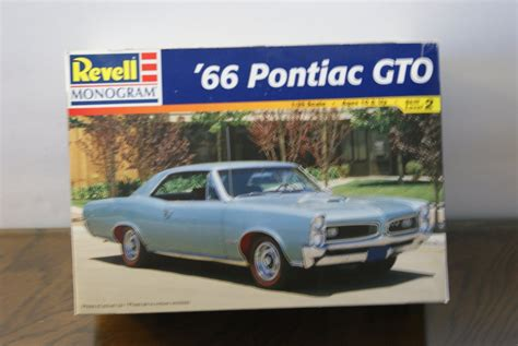 pontiac gto models 66 pontiac gto model kit