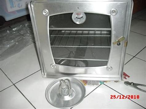 Oven Hock Ph No 4 buku catatan resep oven hock
