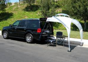 Suv Plus Canopy by Featured Gear Friday The Tailgator Sunshade Tailgating