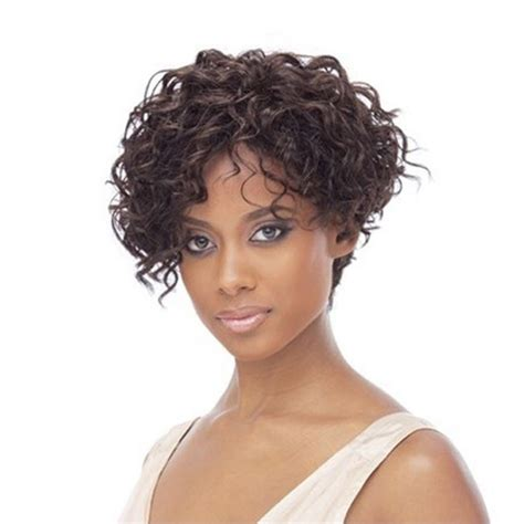 short curly haircuts for long faces short and cuts