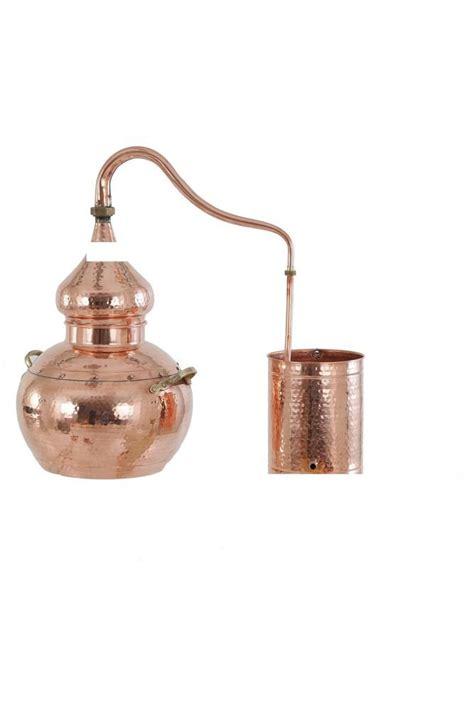 Handmade Copper Still - distillery 10 liters alambicco alambique alembic