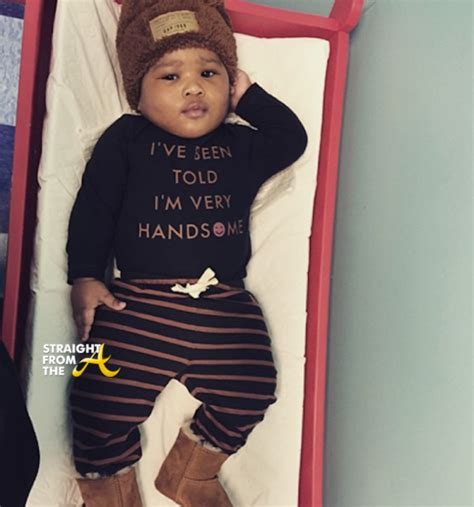 ciara shares footage of baby future s swim lessons