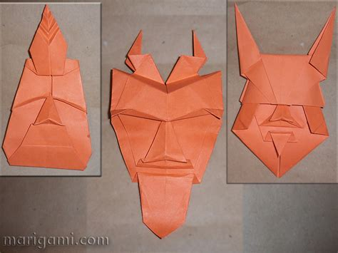 Origami Models To Make - gallery favorite origami models folded by mari