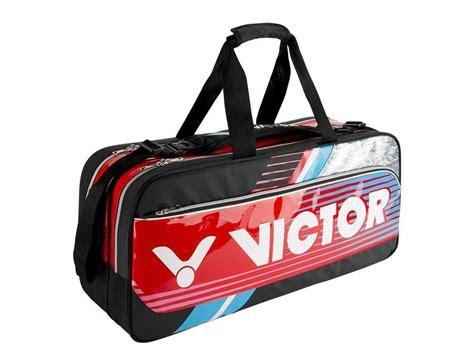 Tas Badminton Victor Ag 511 F Original br9607 oc tas produk victor indonesia merk bulutangkis dunia