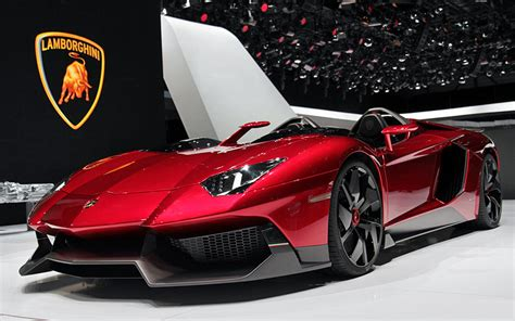 Lamborghini Murcielago Top Speed Mph 2012 Lamborghini Aventador J Specifications Photo
