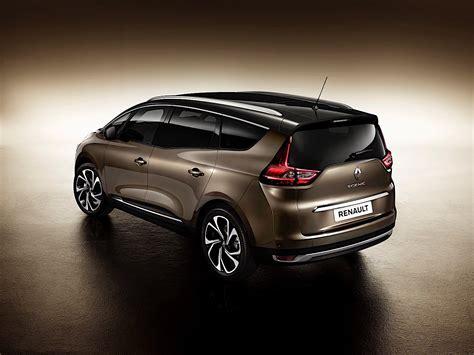 renault scenic renault grand scenic 2016 autoevolution