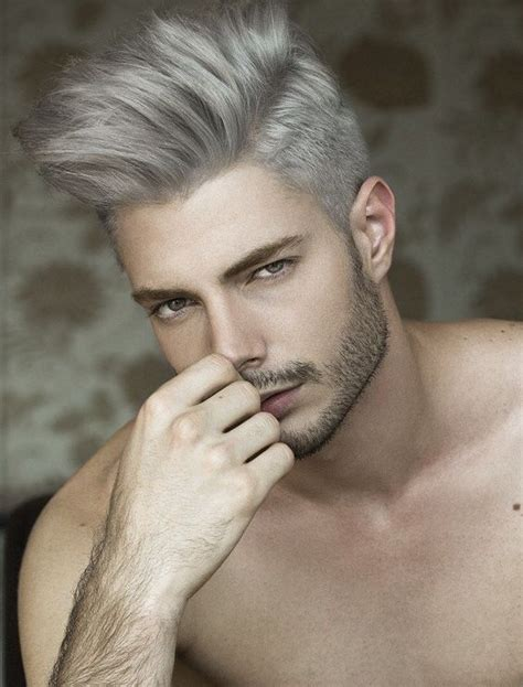 undercut hairstyles for men with gray hair 20 amazing gray hairstyles for men feed inspiration