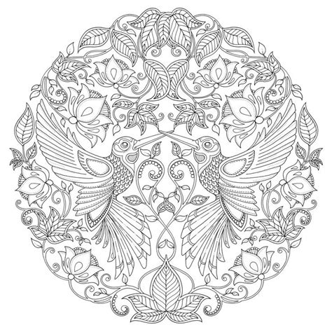garden mandala coloring pages 76 best images about garden on pinterest