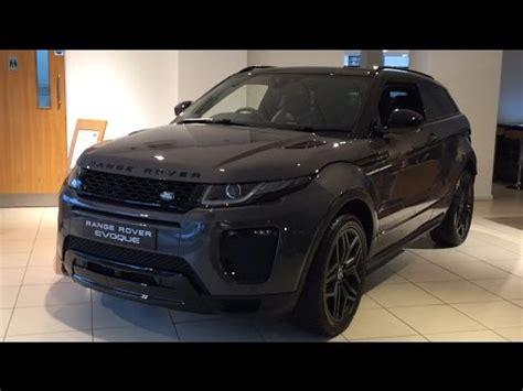 range rover coupe interior 2017 range rover evoque coupe exterior and interior