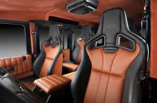 Land Rover Defender Custom Interior Land Rover Defender Wood By Vilner 2012 Interior Design