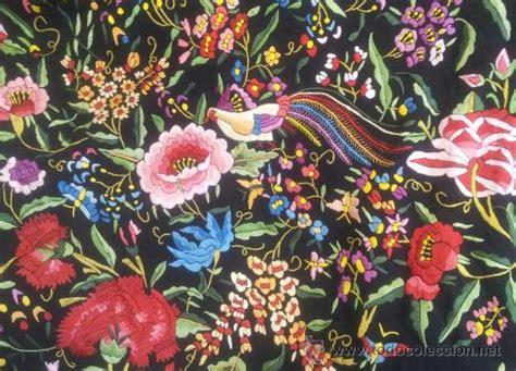 bordados eclesisticos manton de manila bordado a mano comprar mantones