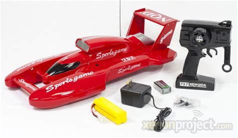rc boats phoenix az miss budweiser style sports game hydro racer