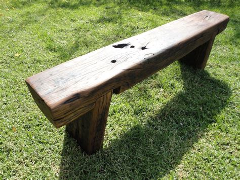 railway sleeper garden bench railway sleeper garden bench seat oil finish handmade in