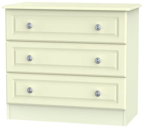 3 Drawer Chest Of Drawers by Pembroke Chest Of Drawer 3 Drawer Kb Tyres