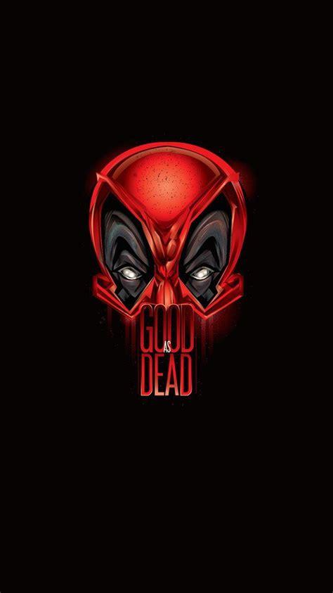 deadpool good  dead iphone wallpaper top