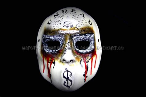 undead j undead j new mask www imgkid the image kid has it