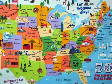 usa map tourist attractions maps update 1100704 travel map of the united states