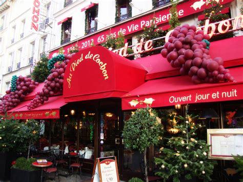 Au Pied De Cochon Paris Romancing Life