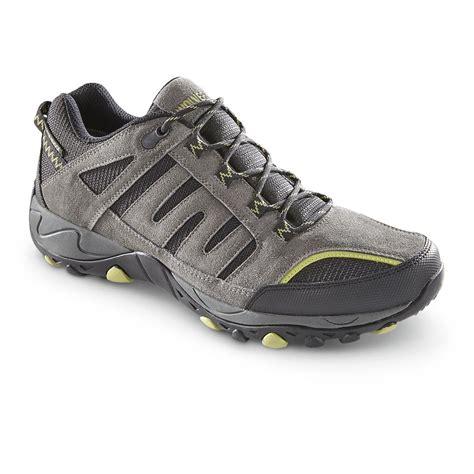 Wolverine Men's Muir Waterproof Low Hiking Shoes   648654