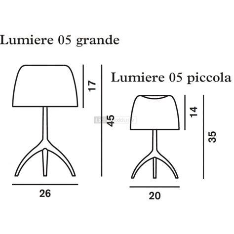foscarini lumiere tavolo piccola foscarini lumiere 05 piccola tavolo designer len