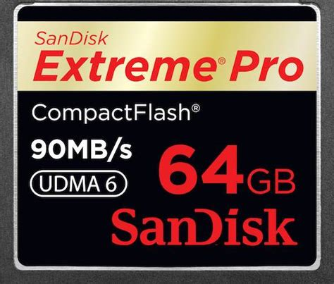 cf card new sandisk cards photo rumors