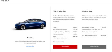 tesla model 3 delivery numbers tesla model 3 non employee deliveries launches next week