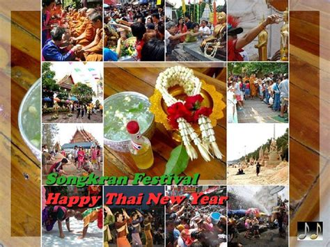 new year thailand songkran festival happy thai new year selected images of