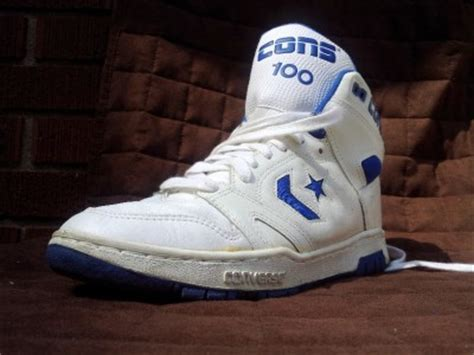 converse cons basketball shoes vintage 90 s converse cons 100 basketball hi shoes tops