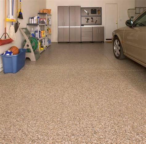 images  man cave garage flooring  pinterest