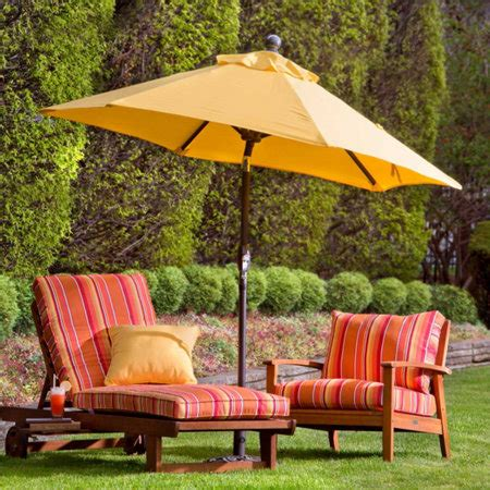 Sunbrella Canopy 7 1 2 Outdoor Sunbrella Umbrella Replacement Canopy